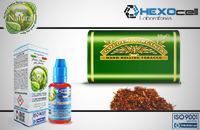 30ml VIRGINIA 18mg eLiquid (With Nicotine, Strong) - Natura eLiquid by HEXOcell image 1
