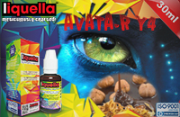 30ml AVATA-R Y4 9mg eLiquid (With Nicotine, Medium) - Liquella eLiquid by HEXOcell image 1