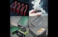 KIT - Puff AVATAR RS 75W DNA Mod ( Black ) image 1