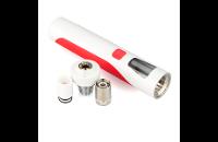 KIT - Joyetech eGo AIO D19 Full Kit ( Red & White ) image 4