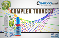 30ml PARABOLA 18mg eLiquid (With Nicotine, Strong) - Natura eLiquid by HEXOcell image 1