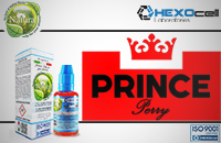 30ml PRINCE PERRY 18mg eLiquid (With Nicotine, Strong) - Natura eLiquid by HEXOcell image 1