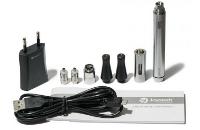 KIT - JOYETECH eCom BT ( Bluetooth Wireless ) 650mA Single Kit - 100% Authentic - Stainless image 3