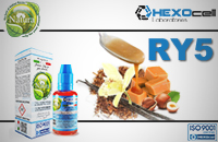 30ml RY5 18mg eLiquid (With Nicotine, Strong) - Natura eLiquid by HEXOcell image 1