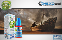 30ml DESERT SHIP 18mg eLiquid (With Nicotine, Strong) - Natura eLiquid by HEXOcell image 1