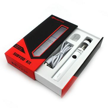 KIT - Kanger SUBVOD Sub Ohm Starter Kit ( White )