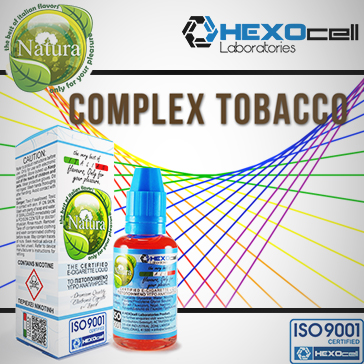 30ml PARABOLA 18mg eLiquid (With Nicotine, Strong) - Natura eLiquid by HEXOcell