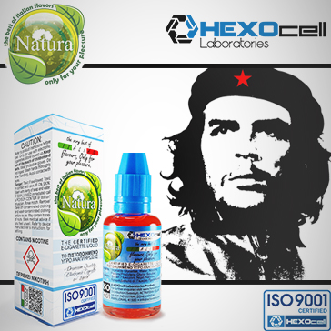 30ml CUBAN SUPREME 9mg eLiquid (With Nicotine, Medium) - Natura eLiquid by HEXOcell