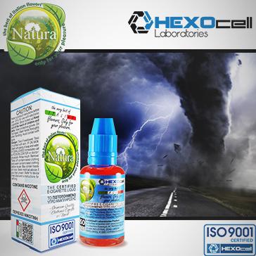 30ml DARK STORM 9mg eLiquid (With Nicotine, Medium) - Natura eLiquid by HEXOcell